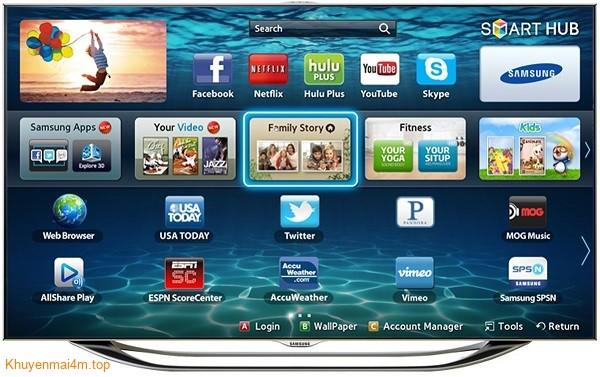 Chọn thương hiệu Smart tivi nào cho gia đình bạn? - 3