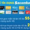 Top 4 loại thẻ tín dụng Sacombank đang hot nhất hiện nay