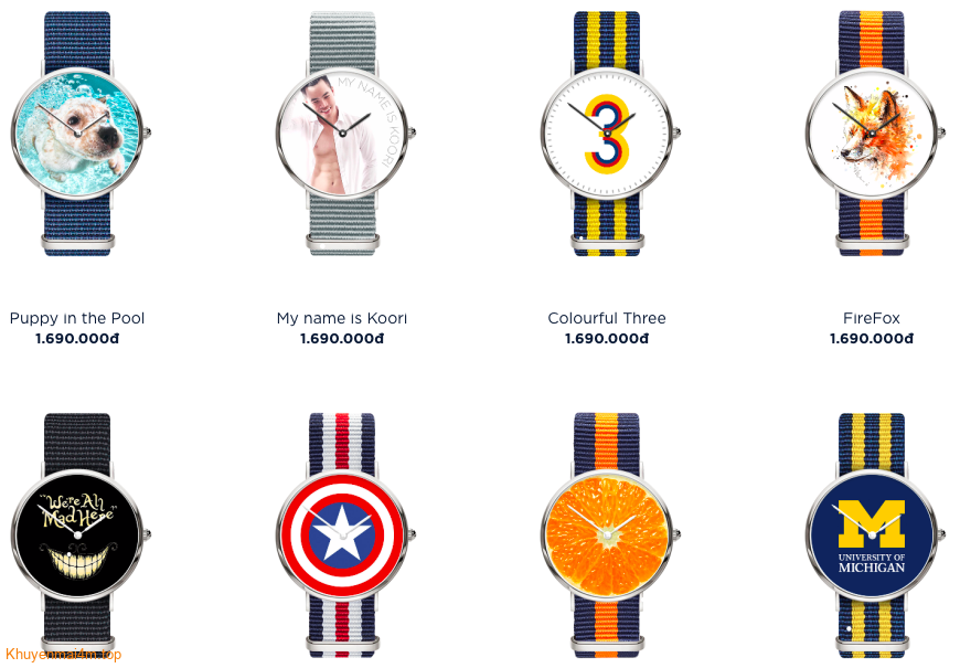 Tự thiết kế đồng hồ cho chính mình tại sao không? - 1