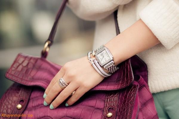 4 bí quyết chọn đồng hồ đeo tay dành cho các bạn nữ - 3