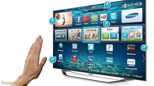 Cùng tìm hiểu 2 loại tivi đang hot hiện nay - Smart tivi và Internet tivi - 2