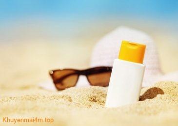 Kem chống nắng – người bạn thân thiết hằng ngày của bạn