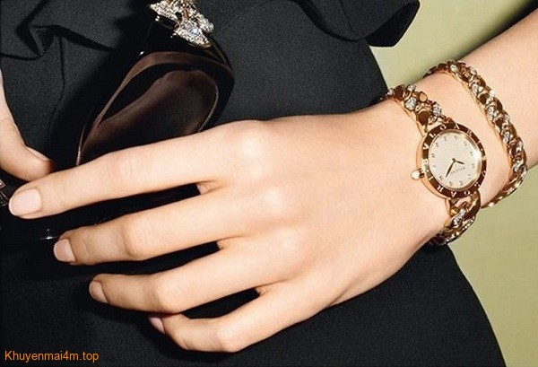 4 bí quyết chọn đồng hồ đeo tay dành cho các bạn nữ - 1