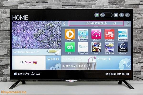 Chọn thương hiệu Smart tivi nào cho gia đình bạn? -2