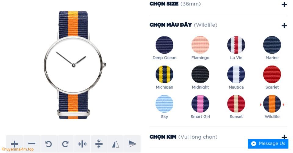 Tự thiết kế đồng hồ cho chính mình tại sao không? - 2