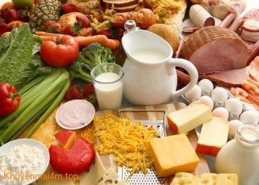 Xây dựng chế độ ăn hợp lý dành cho người bị bệnh Gout