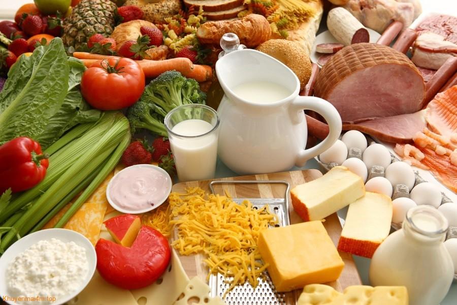 Xây dựng chế độ ăn hợp lý dành cho người bị bệnh Gout - 3