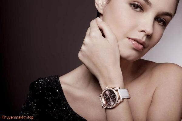 4 bí quyết chọn đồng hồ đeo tay dành cho các bạn nữ - 2