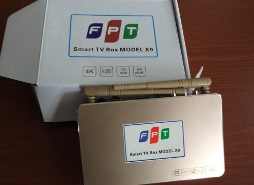 Phân biệt sản phẩm FPT Play Box hàng thật và hàng giả - 1