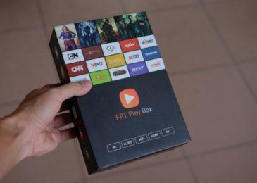 Phân biệt sản phẩm FPT Play Box hàng thật và hàng giả