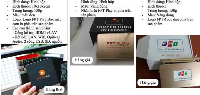Phân biệt sản phẩm FPT Play Box hàng thật và hàng giả - 4