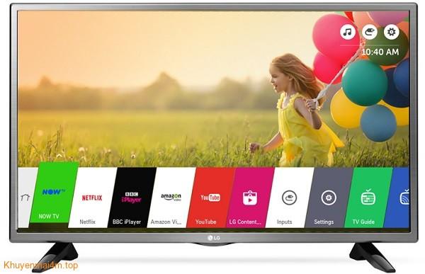 Chọn thương hiệu Smart tivi nào cho gia đình bạn? - 1