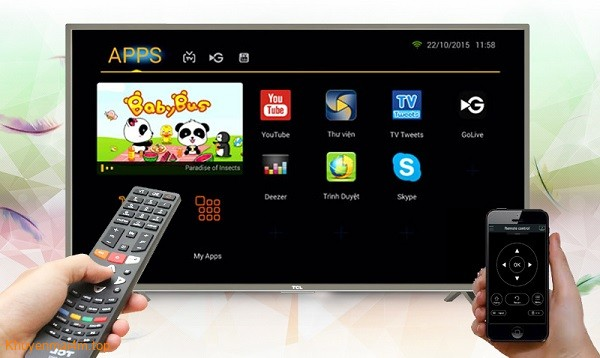 Chọn thương hiệu Smart tivi nào cho gia đình bạn? (P2) - 4