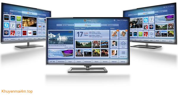 Chọn thương hiệu Smart tivi nào cho gia đình bạn? (P3) - 1