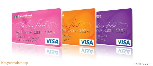 03 Thẻ tín dụng dành riêng cho phụ nữ nổi bật nhất hiện nay - 1