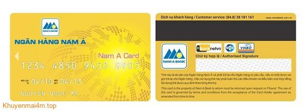 Thẻ tín dụng nội địa - chỉ còn lại ACB, Nam Á và Sacombank sở hữu - 3