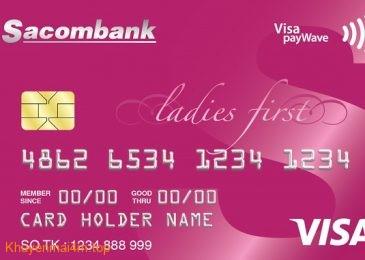 03 Thẻ tín dụng dành riêng cho phụ nữ nổi bật nhất hiện nay
