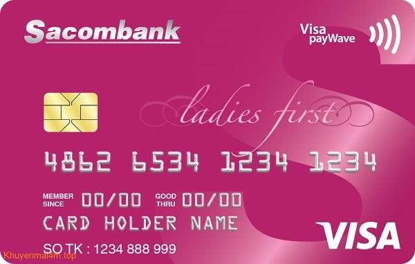 03 Thẻ tín dụng dành riêng cho phụ nữ nổi bật nhất hiện nay - 2