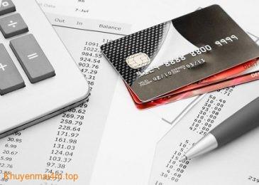 Cách thức tính lãi và phí trả chậm đối với thẻ tín dụng