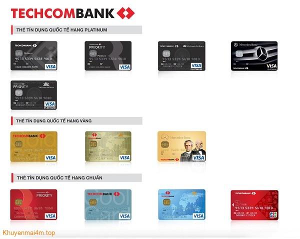 Lợi ích chung khi sử dụng dịch vụ thẻ tín dụng của các ngân hàng - 5