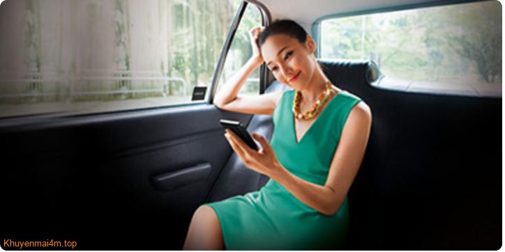 Hoan tien 25% khi di uber