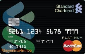 thẻ tín dụng PLATINUM CASHBACK