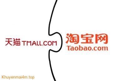 Taobao và Tmall – Đánh giá Dịch vụ đặt hàng từ Trung Quốc