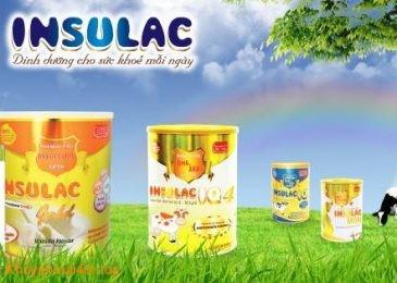 5 lý do nên lựa chọn sữa Insulac cho cả nhà