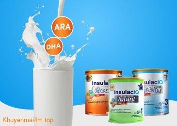Khám phá vai trò của DHA và ARA trong INSULAC IQ
