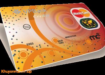 Mastercard MC2 – Thẻ tín dụng độc đáo dành cho người trẻ