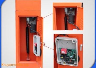 Đơn vị cung cấp thanh chắn barie thông minh tại TP.HCM