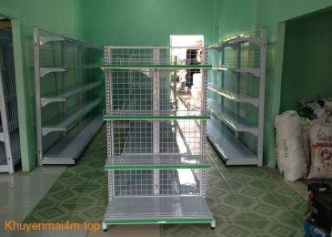 Đơn vị cung cấp kệ siêu thị uy tín tại TP.HCM