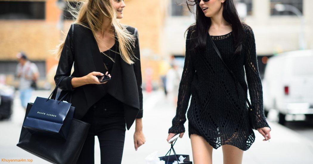Nàng mê phong cách all-black bỏ túi ngay tuyệt chiêu này nhé!