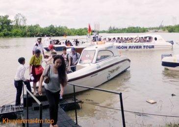 Đánh thức tiềm năng du lịch đường sông