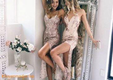 Thời trang dự tiệc cực sành điệu dịp cuối năm