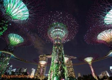 Du lịch Singapore với 8 địa điểm cực hấp dẫn