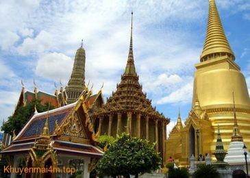 Thời gian đẹp nhất để du lịch Thái Lan