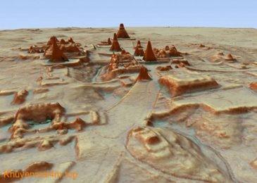 Phát hiện 60.000 kiến trúc Maya cổ ở Guatemala