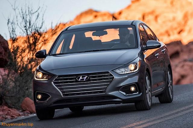 Kẻ Đe Dọa Ngôi Vương Của Vios - Hyundai Accent 2018!