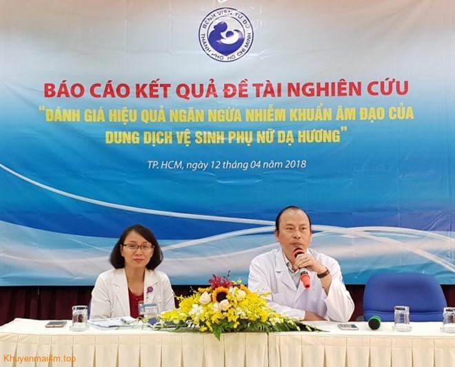 Phụ nữ Việt gần 80% viêm nhiễm phụ khoa trong độ tuổi sinh nở