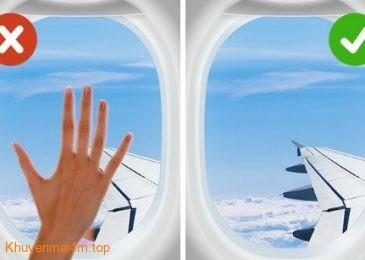 Những sai lầm du khách thường mắc phải trên các chuyến bay