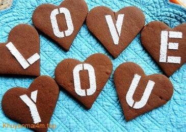 Cách làm bánh tình nhân tặng người yêu