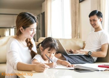 Học cách người Nhật dạy con học hành thành công