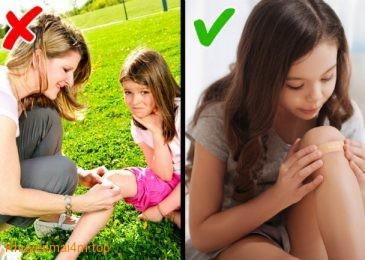 Hãy dạy con học cách tự làm những việc này trước tuổi 13