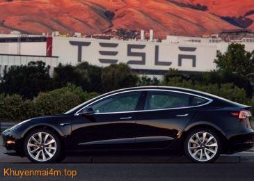 Siêu khủng: Xe điện Tesla Model 3 nhưng đi đến 970 km sau một lần sạc