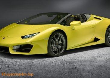 Tại sao Lamborghini lại không chọn công nghệ tăng áp?