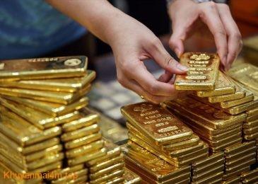 Tin hot: Gía vàng tăng mạnh tuần qua