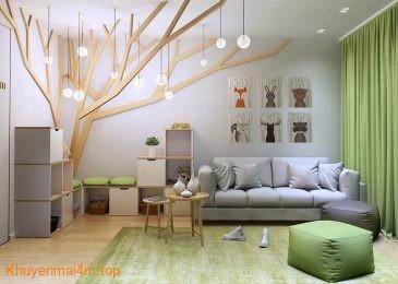 Thiết kế không gian tuyệt đẹp cho căn hộ nhỏ