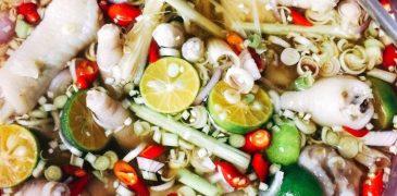 Đâu là những món ăn làm dậy sóng xã hội tuần qua?