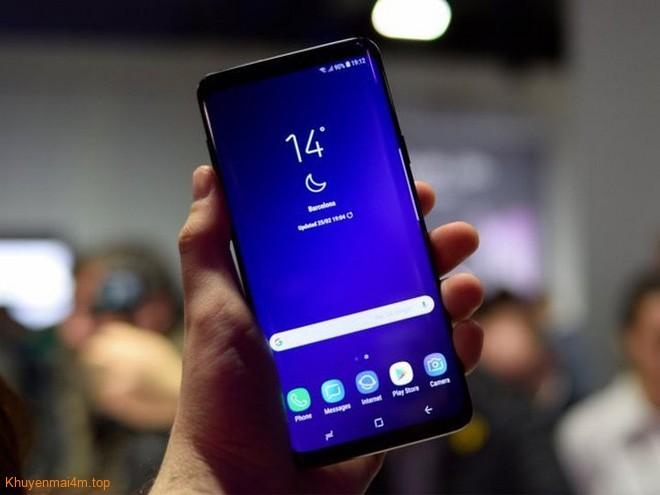 Lại còn có cả cảm biến vân tay bằng siêu âm trên Samsung Galaxy S10 sao?